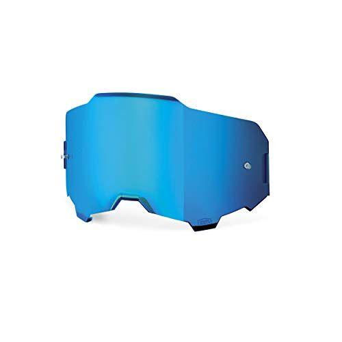 100% ARMEGA vervangende lens blauwe spiegel, blauw
