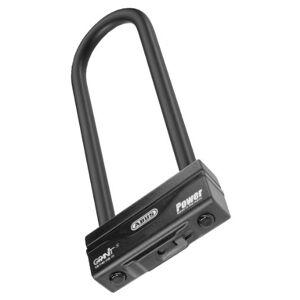 ABUS AB32864 AB5814026 hangslot, zwart, 259 mm