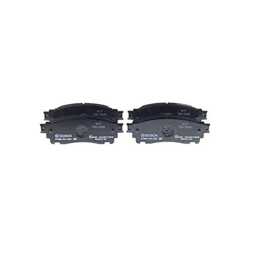 Bosch 0 986 494 822 remblokken remblokken LEXUS NX 2.0 2.5H 07.14-