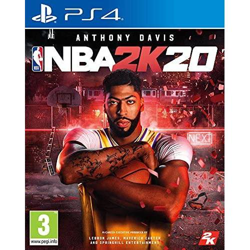 NBA Basketball 2K20 PS4 (PS4)
