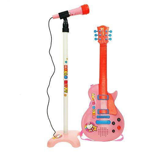 REIG elektronische gitaar.