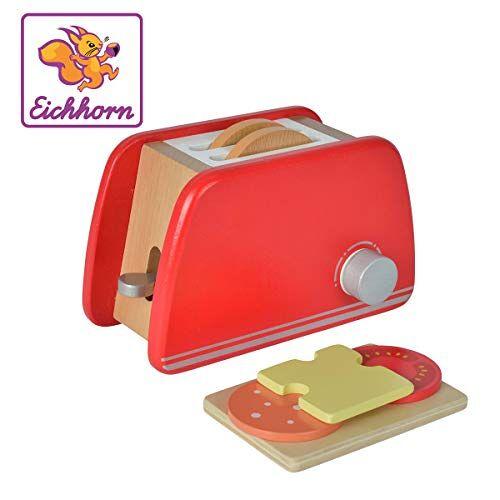Eichhorn 100002487 Houten Toaster Broodrooster