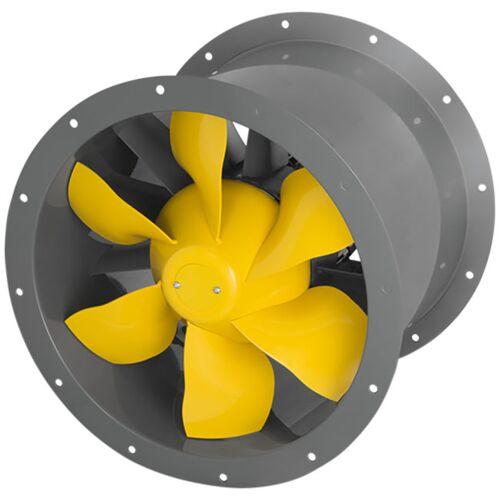 Ruck ventilatoren GmbH Ruck axiaal ventilator rond Ø355 mm - 4870 m³/h - AL 355 D4 01