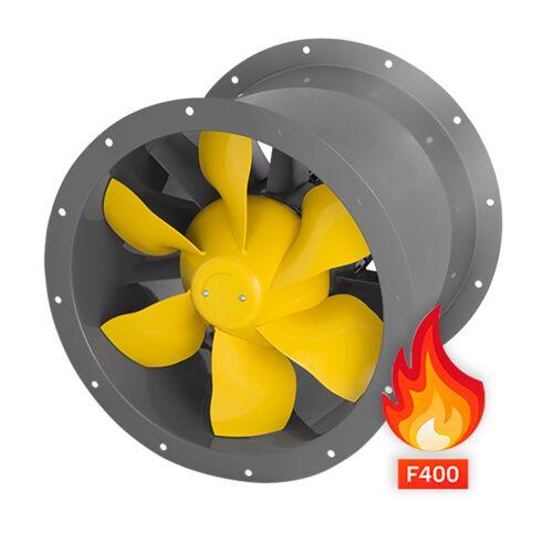 Ruck ventilatoren GmbH Ruck axiaal ventilator rond Ø315 mm - 3940 m³/h - AL 315 D4 F4 01