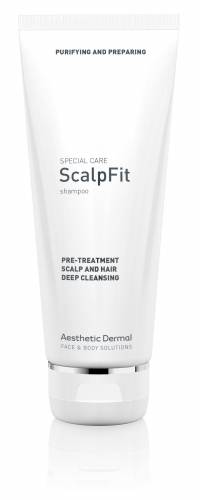 Aesthetic Dermal Daily Care ScalpFit Shampoo