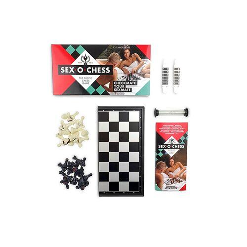 Willie Sex-o-Chess - Het erotische schaakspel