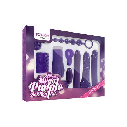 ToyJoy Erotische set Mega Sex Toy Kit