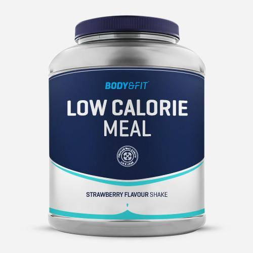 Body & Fit Low Calorie Meal  - Size: 2030 gram (35 shakes)