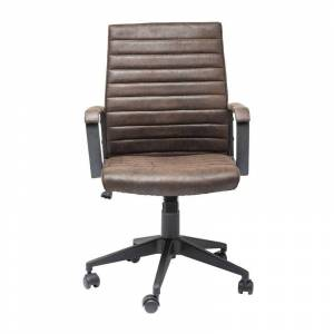 Kare Design Vintage bureaustoel bruin Kare Design Labora