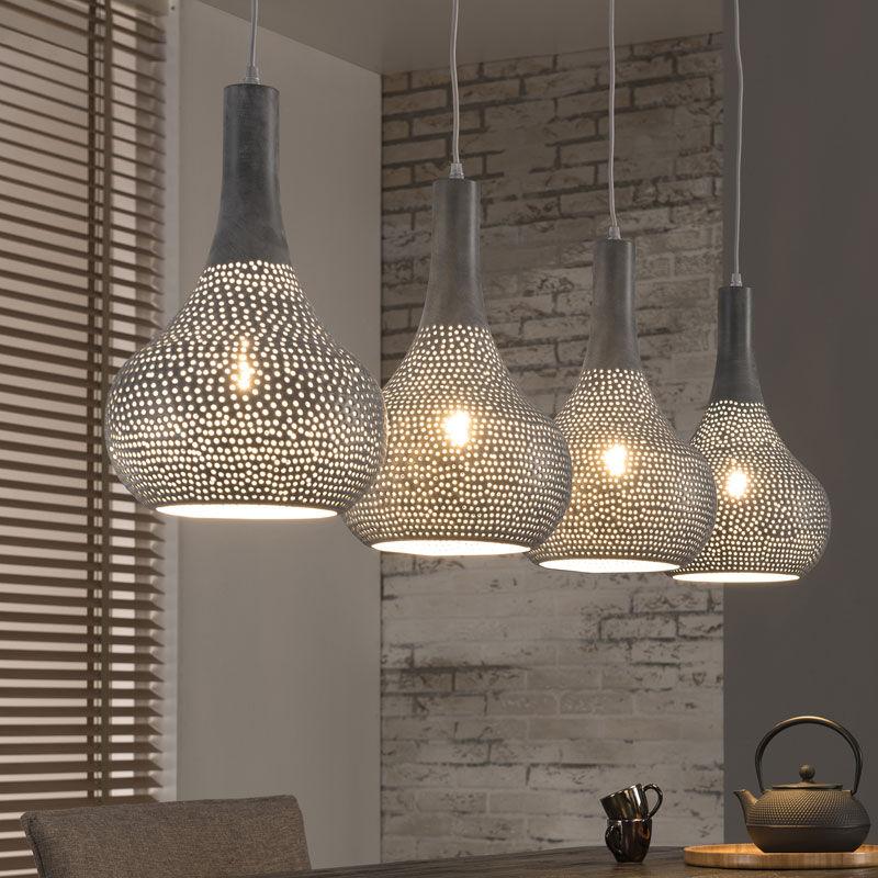 LUMZ Design lamp van metaal