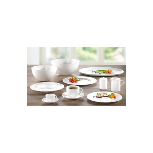Direct leverbaar Bone China-servies 'À-Table', tafelservies, 18-dlg.