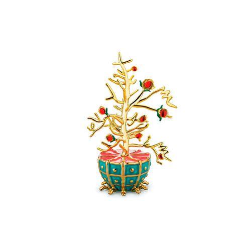 Alessi decoratieve ballen Fleurs de Jori, 12-delige set met alle motieven