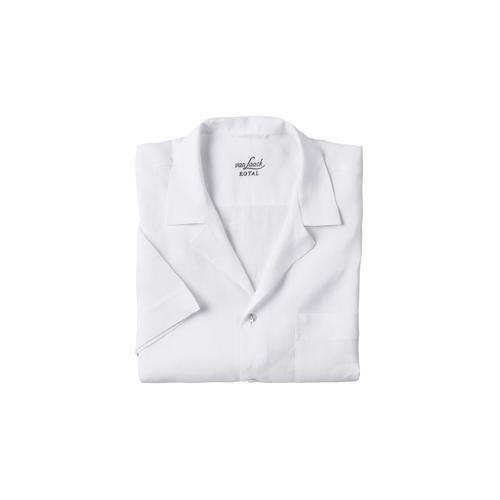 van Laack bowling-overhemd, 41 cm - wit