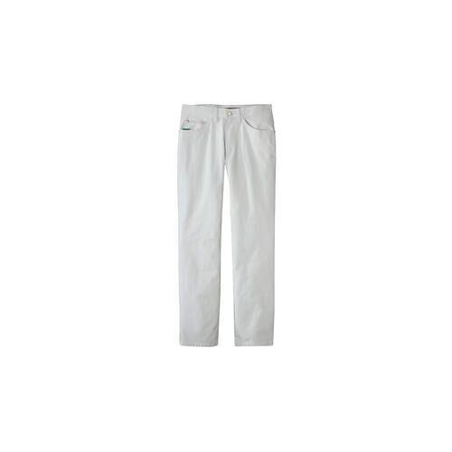 Ondoorzichtige zomerjeans, 102 - crème/wit