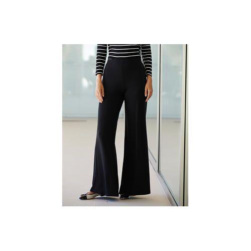 Yala® shirt of broek van bamboe, broek van bamboe - 38/40 - zwart