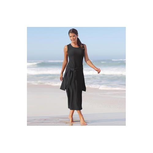 Onderhoudsarme jurk, 46 - zwart