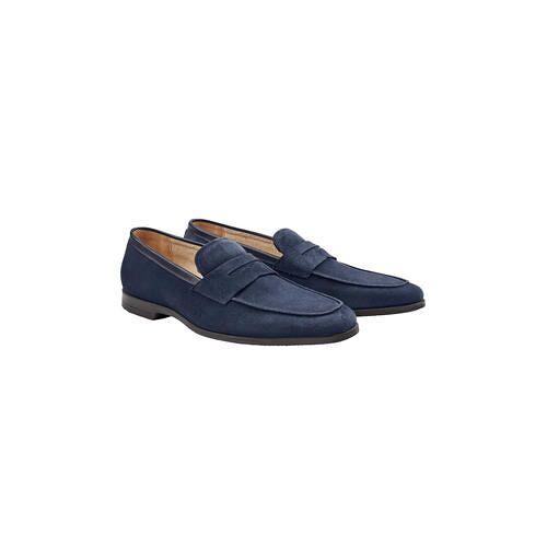 Mocassins voor blote voeten, 42 - navy