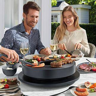 Design-tafelgrill Tabl'O