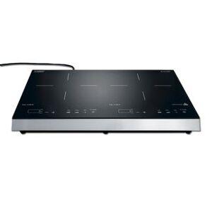 Caso inductie-kookplaat S-Line, dubbele inductie-kookplaat