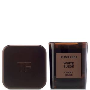 Tom Ford White Suede Kaars