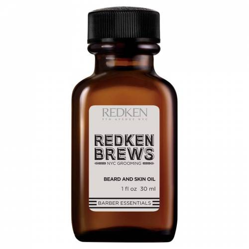 Redken BEARD AND SKIN OIL Brews Baardolie 30ml