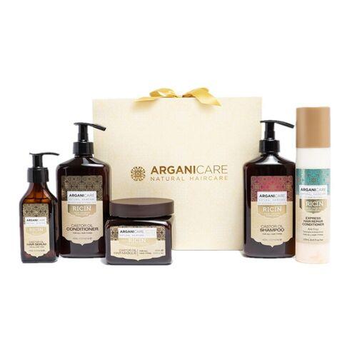 Arganicare Hair Growth Stimulator Kit Hair Growth Stimulator Cadeauset
