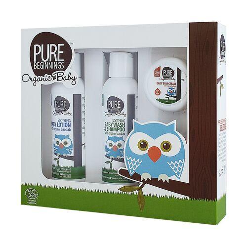 Pure Beginnings Gift Set Babyverzorging