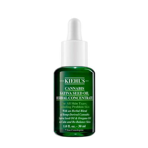 Kiehl's Cannabis Herbal Concentrate Gezichtsolie 30ml