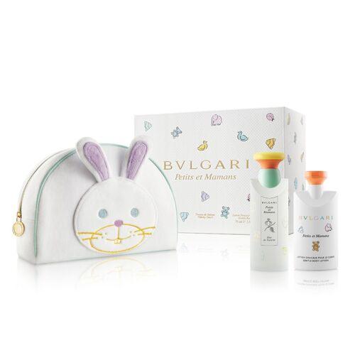 BVLGARI EdT 100ml + Bodylotion 75ml + Pouch Babyverzorging