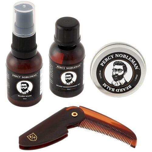 Percy Nobleman Beard Grooming Kit Baardverzorging