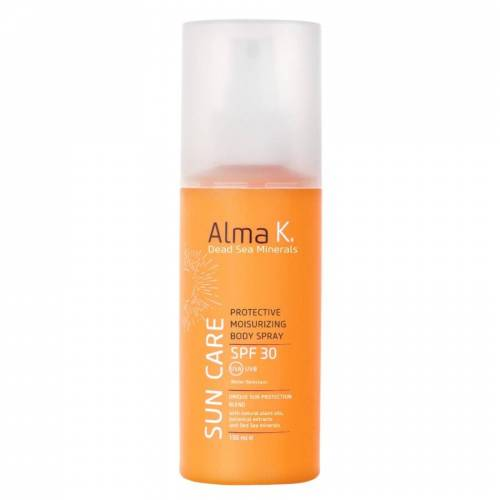 Alma K Beschermende hydraterende lichaamsspray SPF 30 Bodyspray 150ml