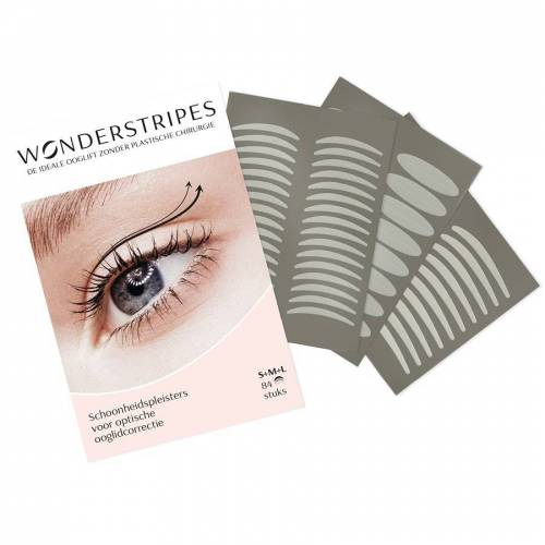 Wonderstripes Set S-M-L Verzorgingsaccessoire