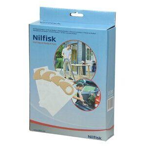 Nilfisk Buddy II 12 stofzuigerzakken Microvezel (4 zakken)