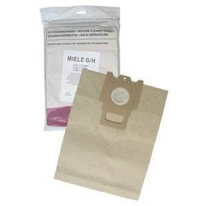 Miele S6210 stofzuigerzakken (10 zakken, 1 filter)