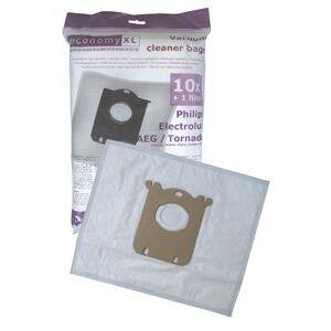 Philips FC9071 stofzuigerzakken Microvezel (10 zakken, 1 filter)