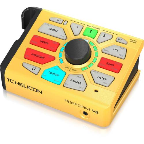 TC Helicon Perform-VE vocal effect