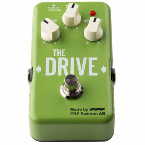 EBS The Drive boost / overdrive effectpedaal