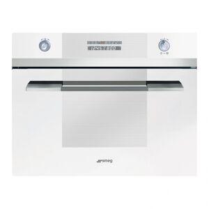SMEG SC45MC inbouw-combimagnetronbakoven - Uit de verkoop genomen producten - wit/59,5x45,5x56,2cm bxhxd/Eenmalig exemplaar - eenmalig verkrijgbaar!