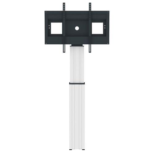 celexon Professional Plus elektrisch in hoogte verstelbare displaystandaard Verstellen-42100W met wandmontage