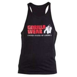 Gorilla Wear Tank Top  Rood