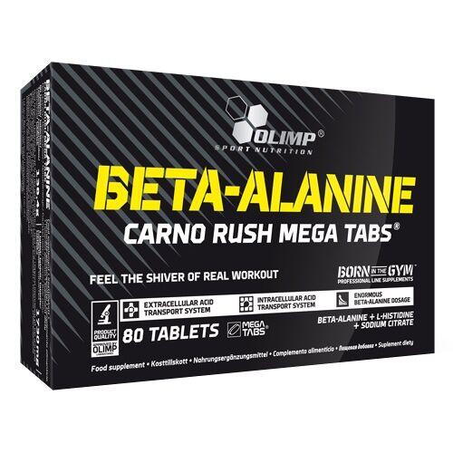 Olimp Beta-Alanine Carno Rush 80tabl
