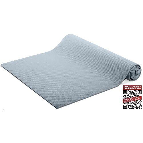 Gymstick Yoga Mat 1 stuk Grey