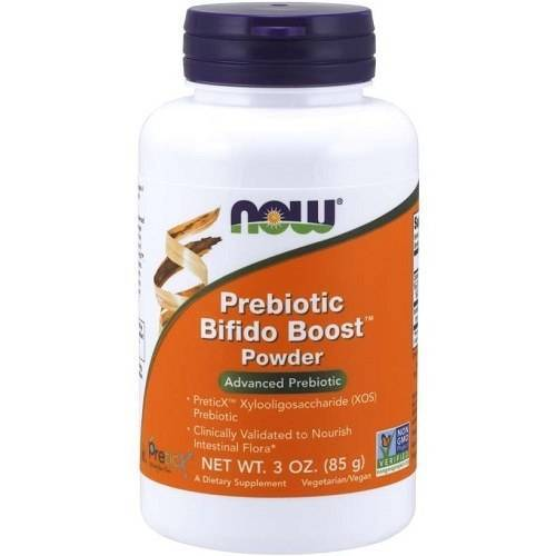 Now Foods Prebiotic Bifido Boost Powder 85gr