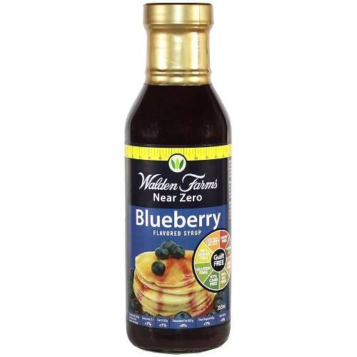Walden Farms Syrup Per Fles Blue
