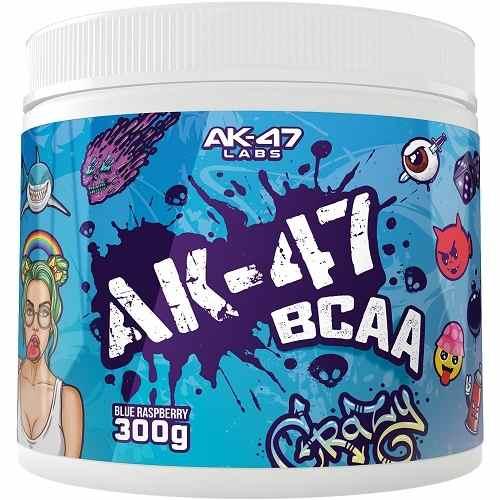 AK-47 Labs AK-47 BCAA 300gr Blue Rasp