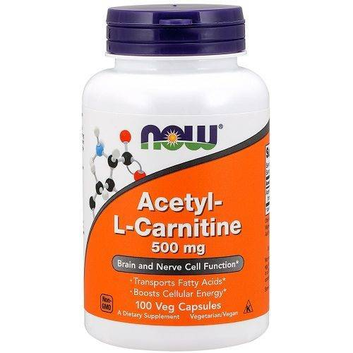Now Foods Acetyl-L Carnitine 100v-caps