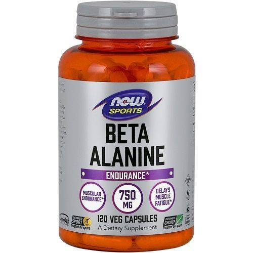 Now Foods Beta Alanine Now Foods 120v-caps