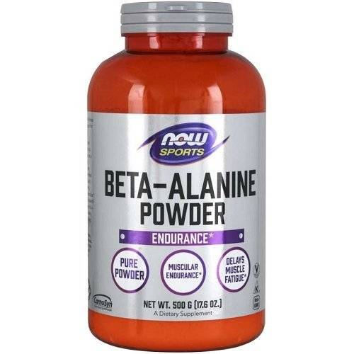 Now Foods Beta-Alanine Powder 500gr