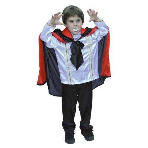 Feestbazaar Vampieren kleding kind