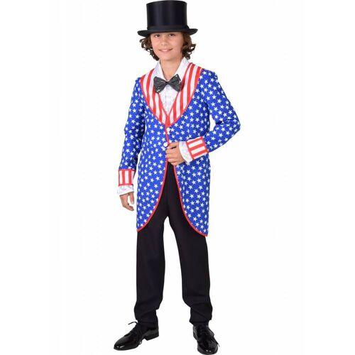 Feestbazaar Slipjas Amerika Stars And Stripes Kind